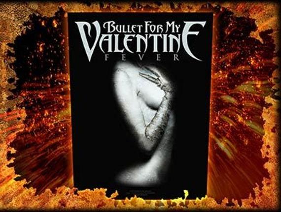 ekran BULLET FOR MY VALENTINE - FEVER