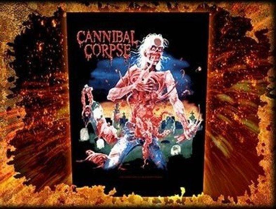 ekran CANNIBAL CORPSE - EATEN BACK TO LIFE