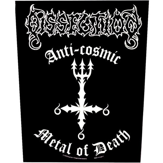 ekran DISSECTION - ANTI-COSMIC METAL OF DEATH