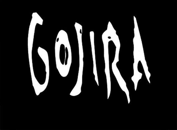 ekran GOJIRA - LOGO