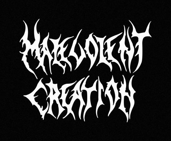 ekran MALEVOLENT CREATION - LOGO