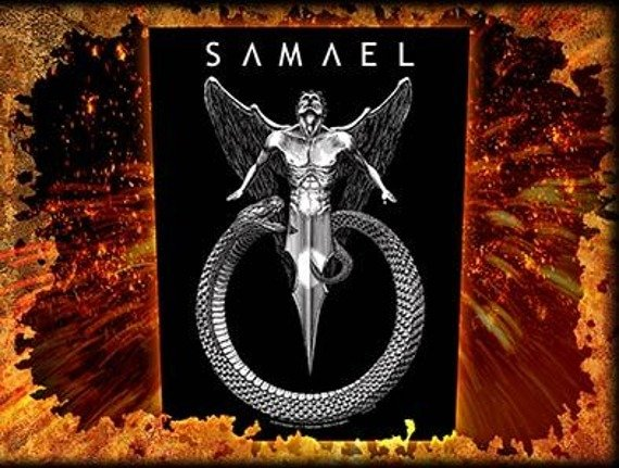 ekran SAMAEL - SAVIOUR
