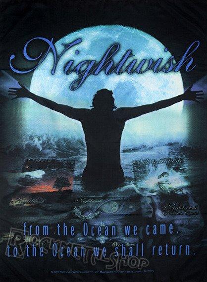 flaga NIGHTWISH - FROM THE OCEAN WE CAME