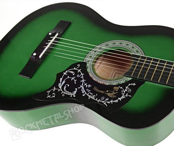 gitara akustyczna CRAFTMAN C-31 / GREENBURST