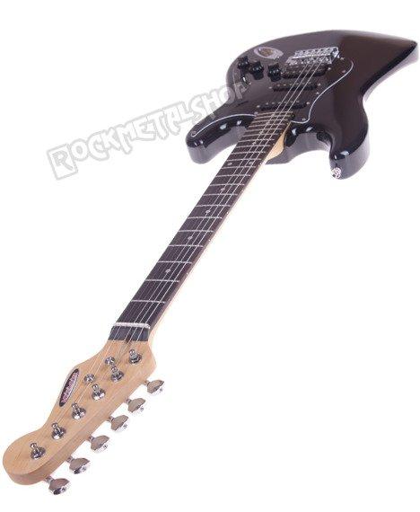 gitara elektryczna CRAFTMAN KST-42R/BK BLACK