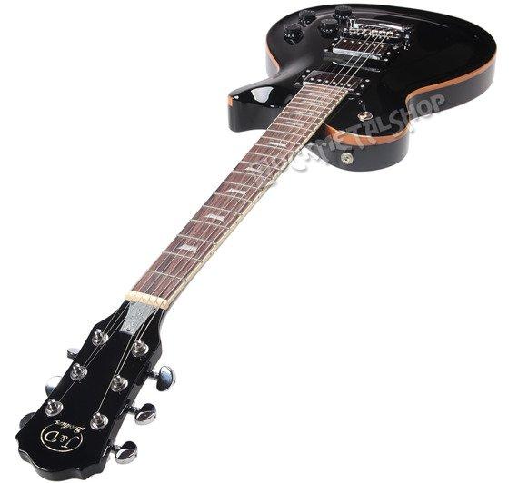 gitara elektryczna J&D BROTHERS LP STYLE black LP400 BK