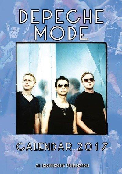 kalendarz DEPECHE MODE 2017
