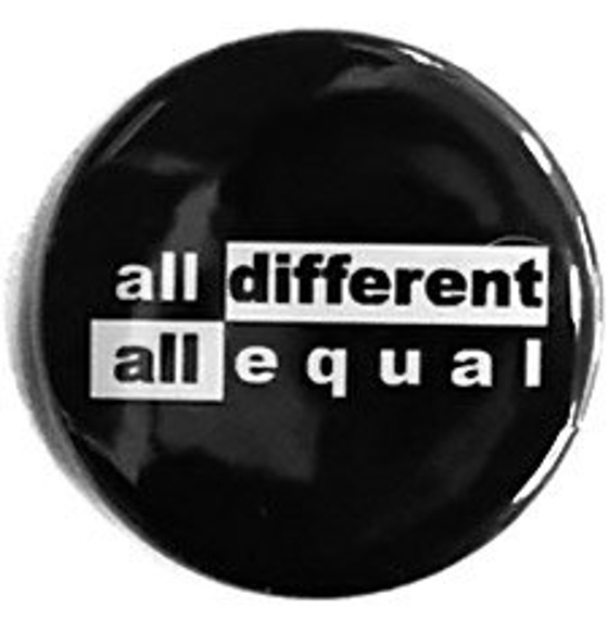 kapsel ALL DIFFERENT ALL EQUAL