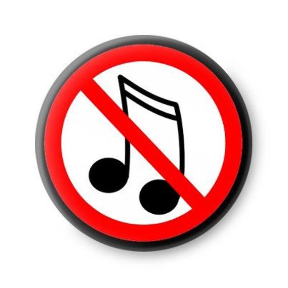 kapsel ANTI MUSIC
