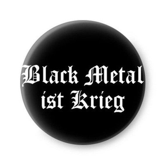kapsel BLACK METAL IST KRIEG