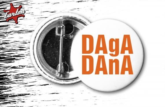 kapsel DAGADANA - ORANGE LOGO