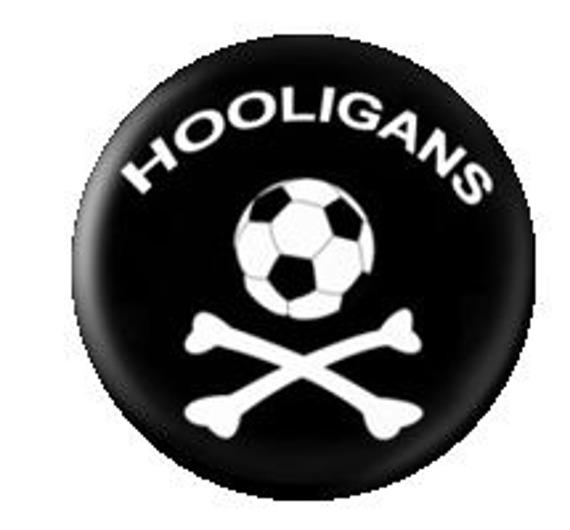 kapsel Hooligans Piłka