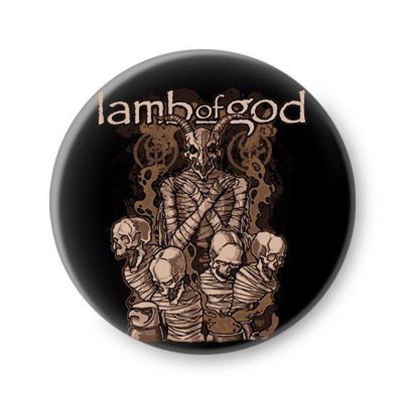 kapsel  LAMB OF GOD - CONGREGATION