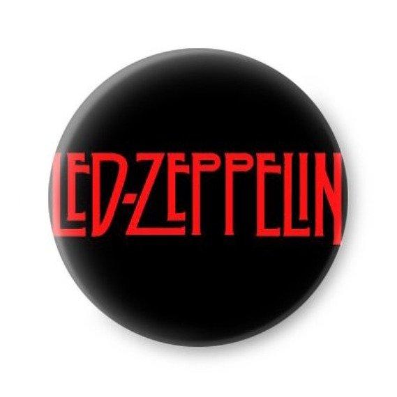 kapsel LED ZEPPELIN - LOGO