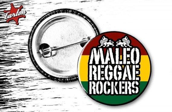 kapsel MALEO REGGAE ROCKERS - LOGO rasta