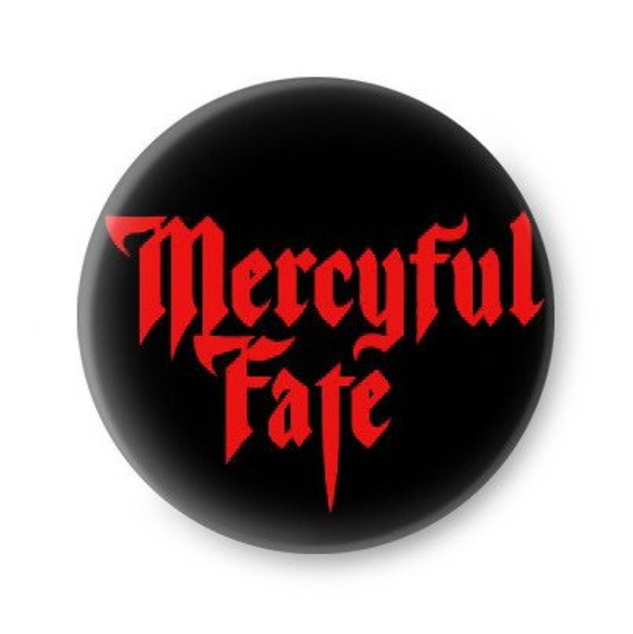 kapsel MERCYFUL FATE - LOGO