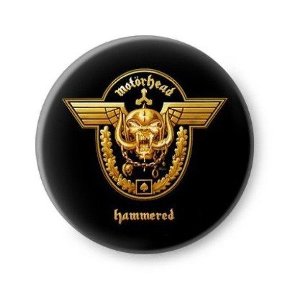 kapsel MOTORHEAD - HAMMERED