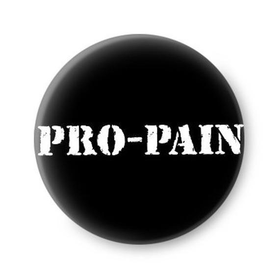 kapsel PRO PAIN - LOGO