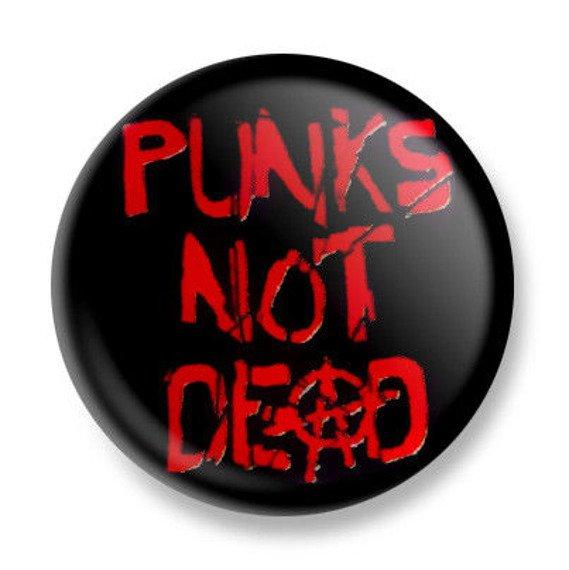 kapsel PUNKS NOT DEAD