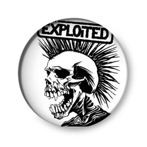 kapsel THE EXPLOITED