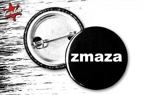 kapsel ZMAZA - LOGO czarny