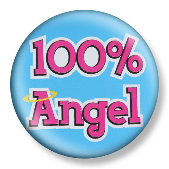 kapsel średni 100% ANGEL Ø38mm