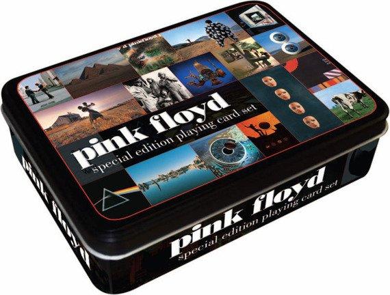 karty PINK FLOYD - DARK SIDE BOX