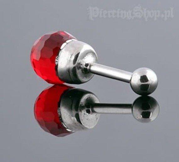 kolczyk piercing do ucha UPPER EAR [TIP-149-6]