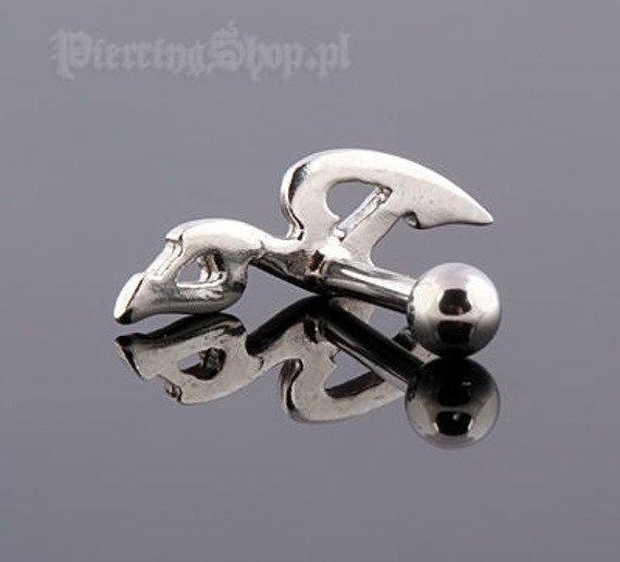 kolczyk piercing do ucha UPPER EAR TRIBAL [TIP-33]