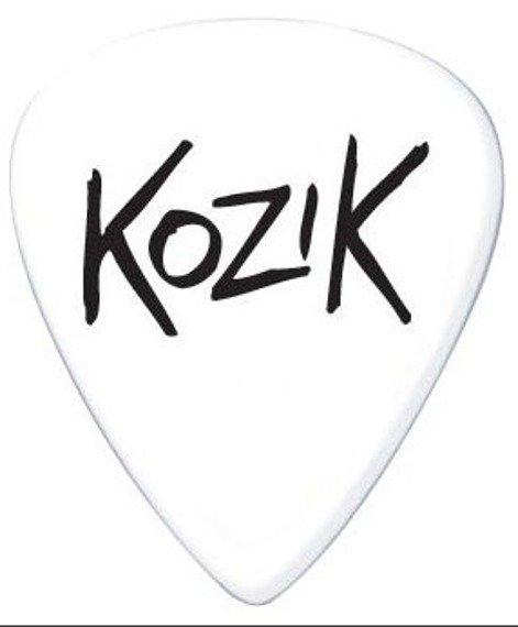 kostka gitarowa DUNLOP - FRANK KOZIK - ANGER MANAGEMENT ISSUES (BL26R)