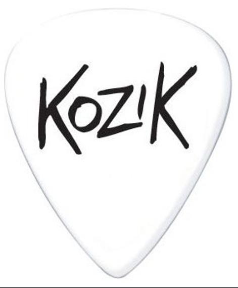 kostka gitarowa DUNLOP - FRANK KOZIK - DEVIL BUNNY (BL23R)
