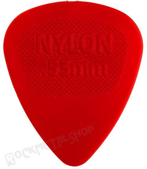 kostka gitarowa DUNLOP - NYLON MIDI 0.53mm
