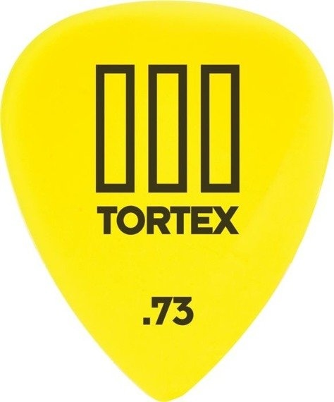 kostka gitarowa DUNLOP - TORTEX III 0,73mm