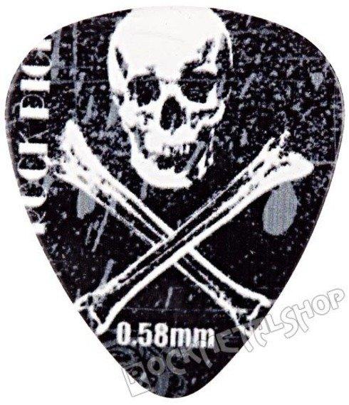 kostka gitarowa ROCK PICK - JOLLY ROGER