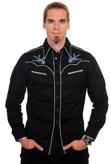koszula BANNED - SWALLOWS
