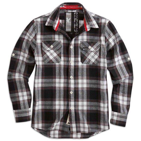 koszula LUMBERJACK SHIRT BLACK