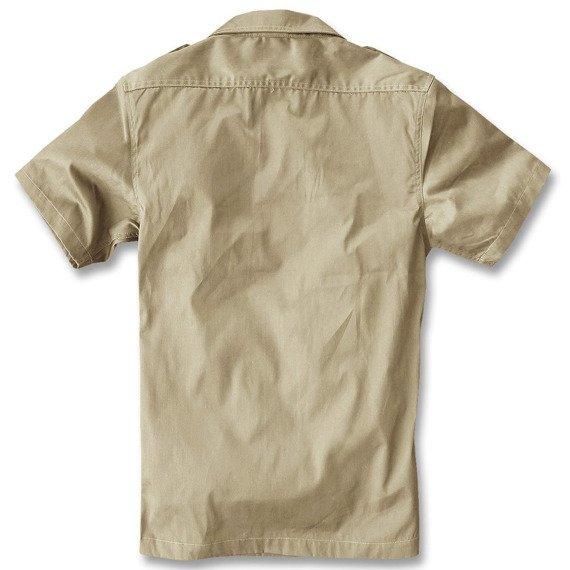 koszula US HEMD 1/2 beige