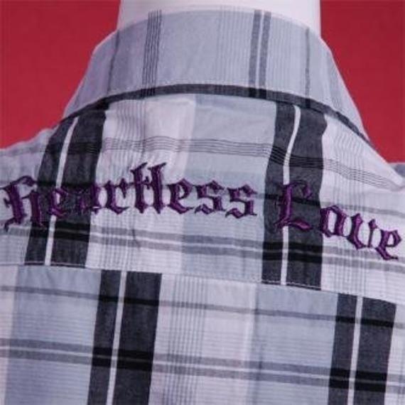 koszula damska  IRON FIST - HEARTLESS LOVE  (BLACKL)