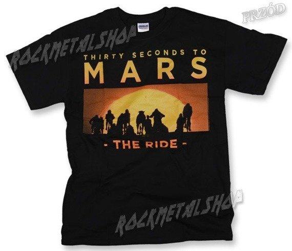 koszulka 30 SECONDS TO MARS - THE RIDE