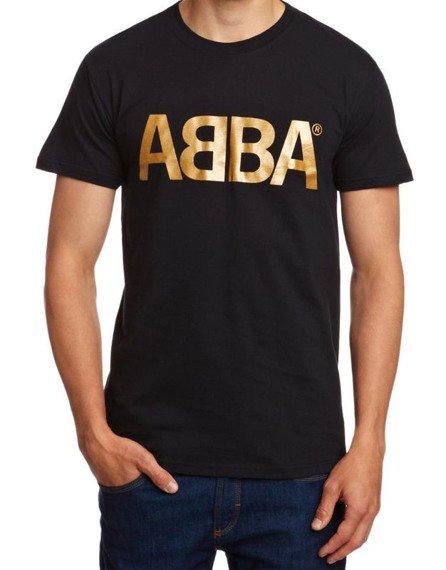 koszulka ABBA - GOLD LOGO