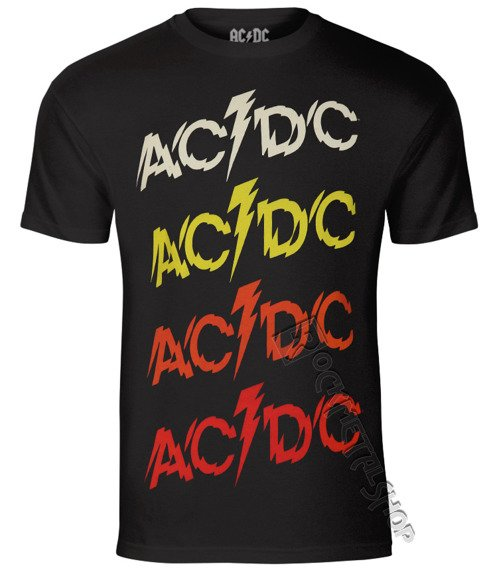 koszulka AC/DC - POWERAGE REPEAT