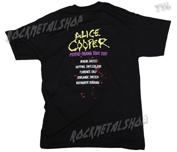 koszulka ALICE COOPER - HANGING