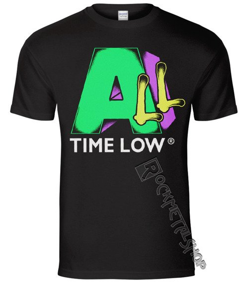 koszulka ALL TIME LOW - ATV