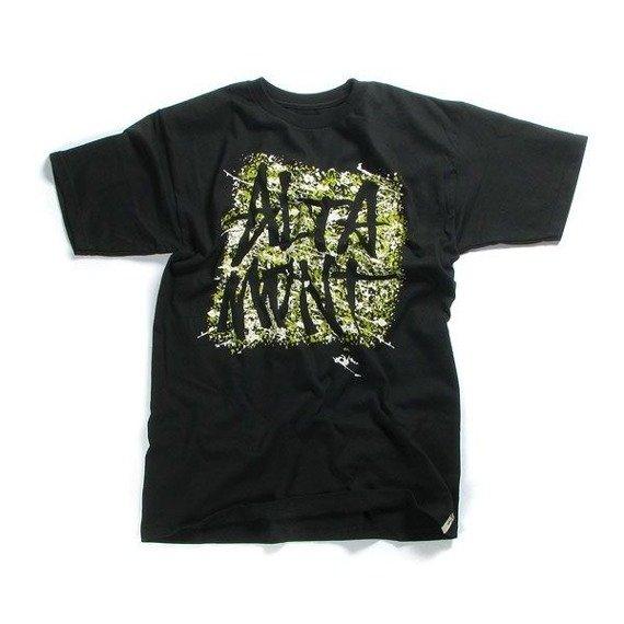 koszulka ALTAMONT - SPLATTERED (BLACK)