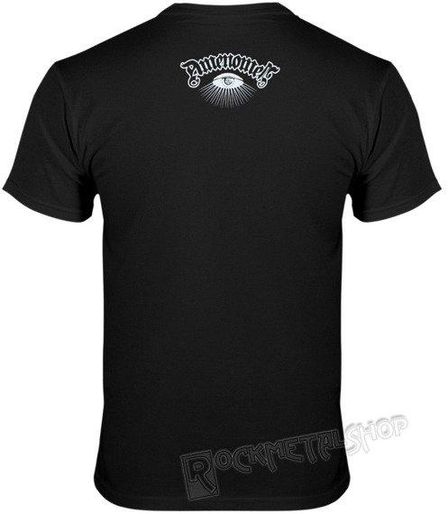 koszulka AMENOMEN - FAIRY (OMEN028KM BLACK)
