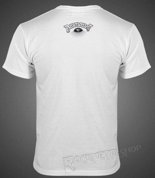 koszulka AMENOMEN - FAIRY (OMEN028KM WHITE)