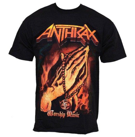 koszulka ANTHRAX - WORSHIP MUSIC