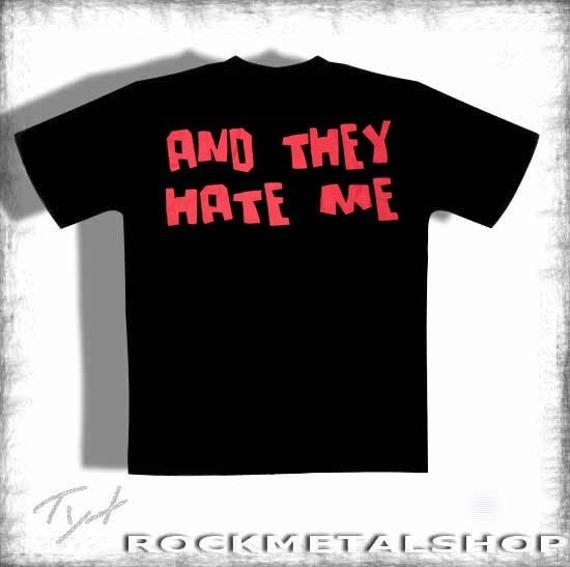 koszulka  ANTI NOWHERE LEAGUE-I HATE PEOPLE