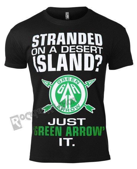 koszulka ARROW - JUST GREEN ARROW IT