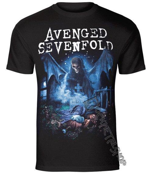 koszulka AVENGED SEVENFOLD - RECURRING NIGHTMARE